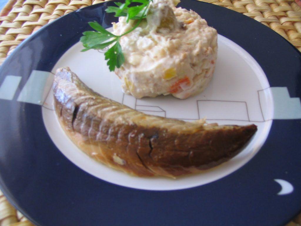 Deliciosa ensaladilla rusa casera
