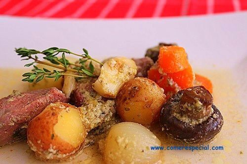 Receta sencilla y sabrosa de carne de venado
