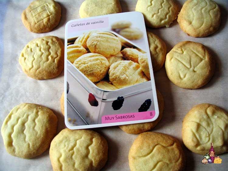 ¿Cómo hacer unas deliciosas galletas de vainilla?