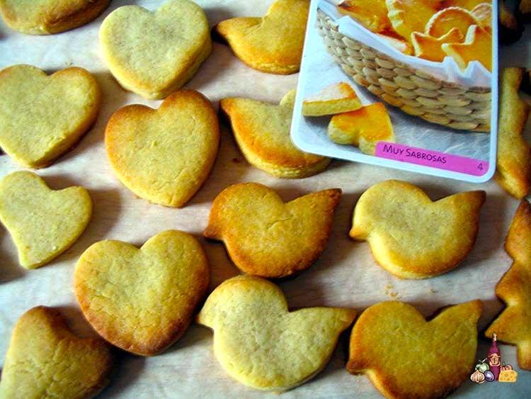 Galletas de mantequilla fáciles de hacer
