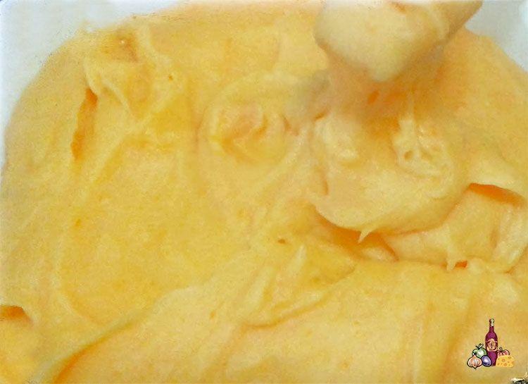 Puré de patata con zanahoria