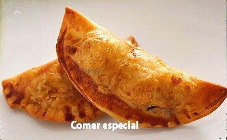 Deliciosas empanadillas light al horno