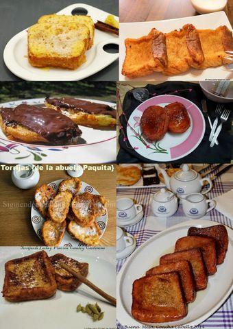 7 recetas de torrijas caseras para todos los gustos