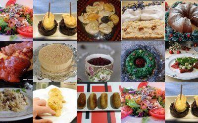 Menús navideños I: 20 recetas para la Navidad 2018