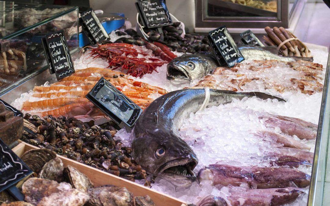 Los consumidores pueden realizar un análisis, a través de los sentidos, que les permite conocer la frescura del pescado