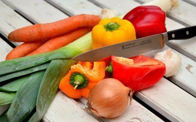 Aprende a usar los cuchillos de cocina adecuados