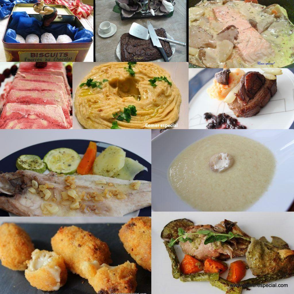 Recetas fáciles para comidas especiales