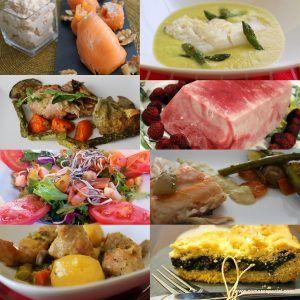 Menú con recetas fáciles para San Valentín