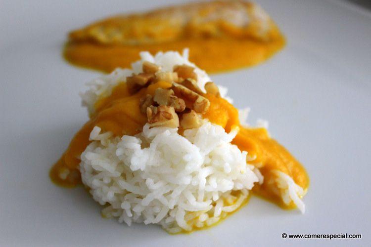 Dos recetas de arroz con un toque exótico para Navidad