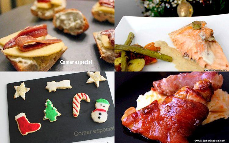 Nochevieja, recetas fáciles