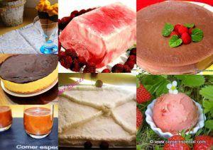 Postres faciles sin horno, 7 recetas para el verano