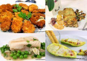 Cocinar en casa, recetas fáciles, comer especial